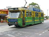 Picture of a tram